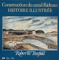 Construction du canal Rideau